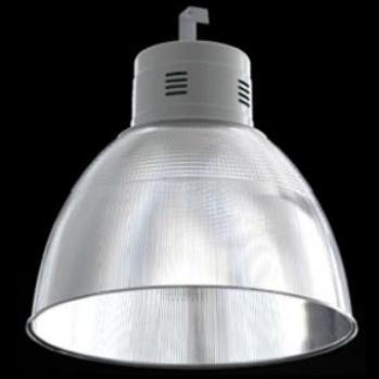 Lumin Ria De Sobrepor Prismatica Ind 22pol 250w 400w C